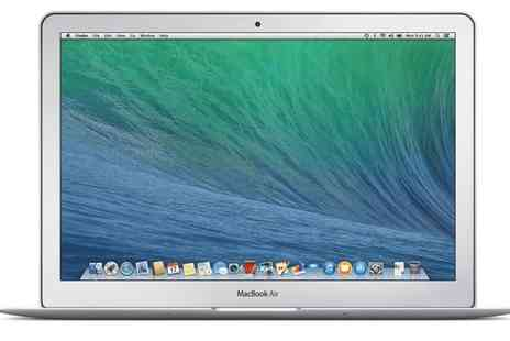GoldBoxDeals - Refurbished Apple MacBook Air 13 Inch Core i5 4GB RAM 128GB HDD MD760LL/B With Free Delivery - Save 0%