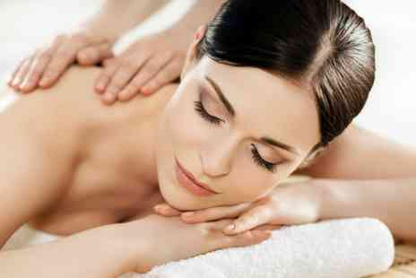 Ginas Beauty - One hour massage of your choice - Save 46%