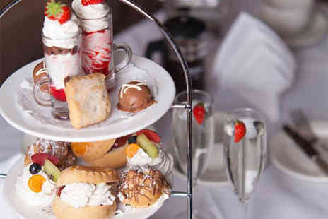 Templeton Hotel - Sparkling afternoon tea for two - Save 31%