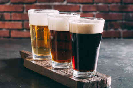 Real Ale Events - Two tickets to the Blackpool Beer & Cider Festival with one full card equating to four ½ pints per person on the 23rd or 24th March 2018 - Save 54%