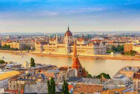 Crystal Travel - Four or six night Prague and Budapest stay with train transfers and return flights - Save 29%