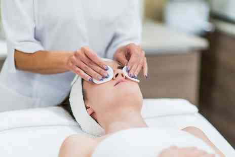 SK Beauty Concepts - Facial with a back, neck and shoulders massage - Save 71%