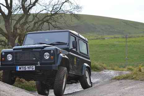 The Coniston 4x4 Experience - 30 minute off road experience for one adult - Save 24%