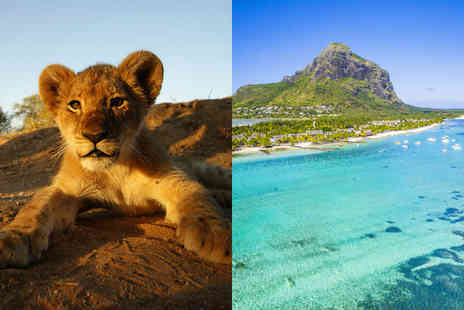 South African Tour - Five Star 5 Night Safari & All Inclusive Beach Break - Save 0%
