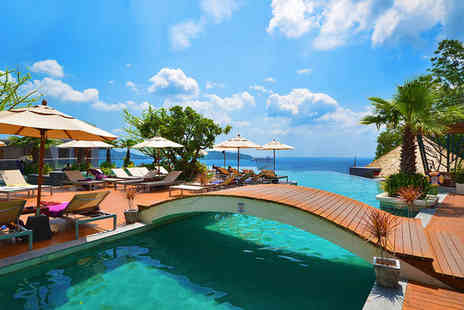 Kalima Resort & Spa - Five Star Beachside Beauty in Phuket with Optional Bangkok Stopover - Save 70%