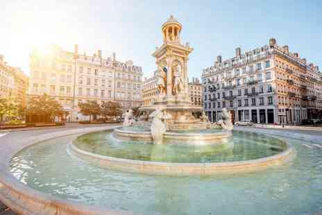 Short Break - Two, three, four or five night 4 Star Lyon, France break including Eurostar and breakfast - Save 26%