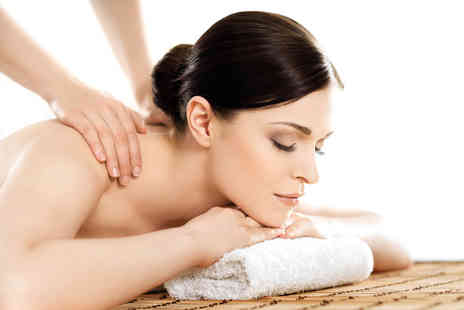 Glam Inc Beauty - 45 minute full body Swedish massage or one hour massage or one hour full body hot stone massage - Save 31%