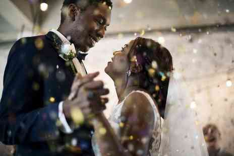 The Luxury African Wedding Show - Couples ticket to The Luxury African Wedding Show UK - Save 50%