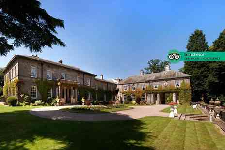 Doxford Hall Hotel & Spa - Spa day for one or two including a two course lunch at a AA Rosette awarded restaurant - Save 26%