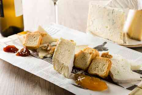 Rowells Rolls Cafe Bistro - Springtime Cheese Ploughmans Afternoon Tea for Up to Six - Save 38%