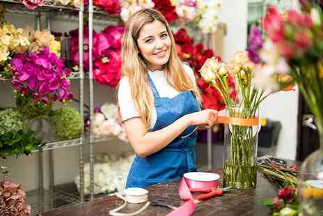 E Careers - Online floristry course - Save 91%