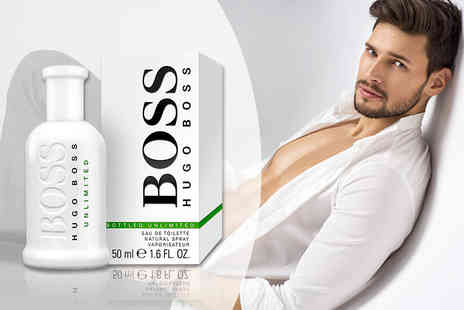 Deals Direct - 50ml bottle of Hugo Boss Unlimited eau de toilette - Save 40%