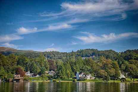 Shap Wells Hotel - Overnight Cumbria stay for two with breakfast and Lake Windermere cruise - Save 45%