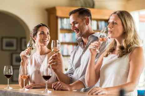 Pieroth Wines - Luxury wine tasting session in your own home for up to four people including a bottle of wine with Pieroth - Save 76%