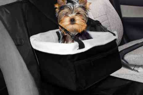 Groupon Goods Global GmbH - Prime Paws Pet Booster Seat - Save 60%