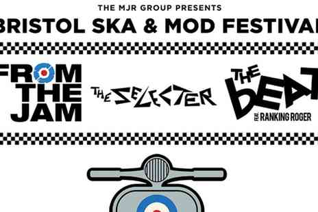 Bristol Ska & Mod Festival - Ticket to Bristol Ska & Mod Festival on 3 August - Save 9%
