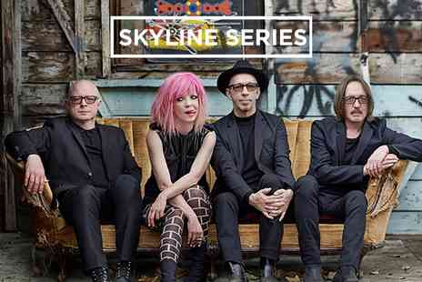 Alchemy Promotions - Garbage and Special Guests, VIP or Standing Ticket on 7 September - Save 9%