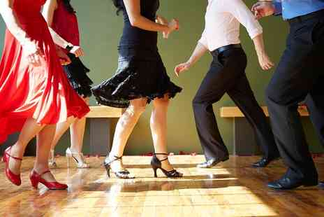 Rumba Latina - Four or Eight Salsa Classes for One or Two - Save 63%