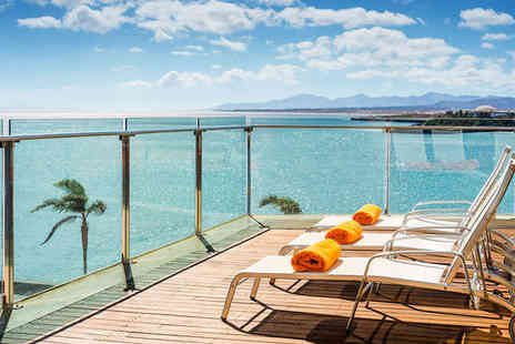 Arrecife Gran Hotel & Spa - Five Star Sea Views from the Island's Tallest Building - Save 55%