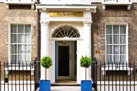 The Academy - Four star London hotel in Bloomsbury - Save 0%