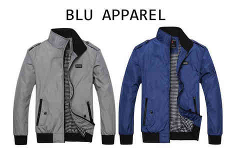 Bluebell Retail - Mens classic Harrington jacket choose from two colours and six sizes - Save 0%