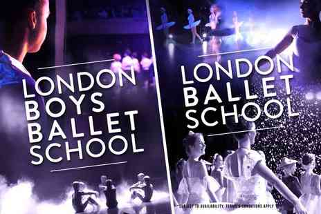 London Ballet School - Four ballet classes at London Ballet School or London Boys Ballet School - Save 78%