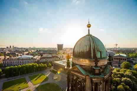 Crystal Travel - Four night Berlin and Frankfurt break with flights and transfers - Save 50%