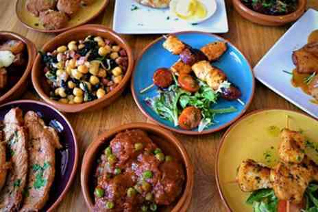 Para Ti - Five Tapas for Two or Ten Tapas for Four to Share - Save 51%