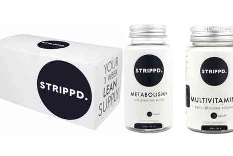 Groupon Goods Global GmbH - One Week Supply of Weight Management Supplements - Save 38%