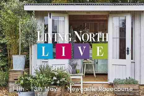 Living North - Two tickets to Living North LIVE Spring Fair on 11th To 13th May - Save 30%