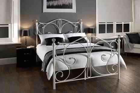 jia Interiors - Double bed frame, or king - Save 70%