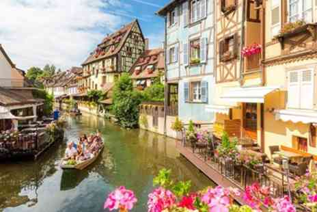 Hotel Restaurant A LArbre Vert - Two nights Alsace stay With breakfast & dinner - Save 0%