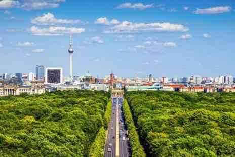 Golden Tulip Berlin - Four star Berlin stay near Kudamm - Save 0%