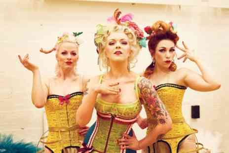 London Burlesque Festival - One seated or one VIP ticket to see International Burlesque Festival 2018 on 27 April To 9 June - Save 67%
