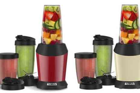 Groupon Goods Global GmbH - Tower 1200W Xtreme Pro Blender in Choice of Colour - Save 76%