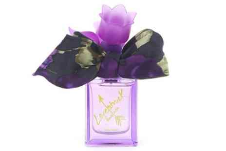 Groupon Goods Global GmbH - Vera Wang Lovestruck Floral Rush Eau de Parfum Spray, 50ml - Save 58%