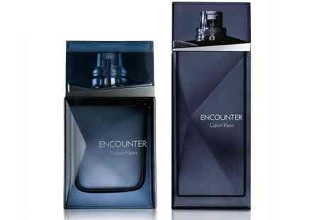 Groupon Goods Global GmbH - Calvin Klein Encounter Eau de Toilette for Men 100ml or 185ml - Save 49%