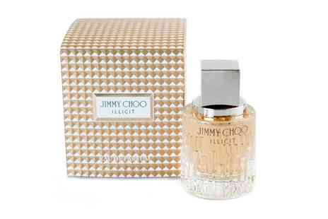 Groupon Goods Global GmbH - Jimmy Choo Illicit Eau de Parfum 40ml Spray - Save 36%