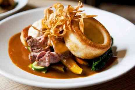 The Corner House - Two course Sunday lunch for Two - Save 47%