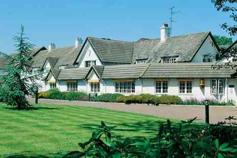 Britannia Basingstoke Country Hotel - Overnight Basingstoke break for two in a twin or double room with breakfast - Save 31%