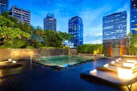 Maitria Hotel Sukhumvit 18 - Studio Stay Near Terminal 21 With Upgrade & Beers - Save 0%