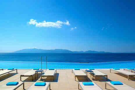 Michelangelo Resort & Spa - Five Star Beachfront Resort with Infinity Pool & Sea Views - Save 50%