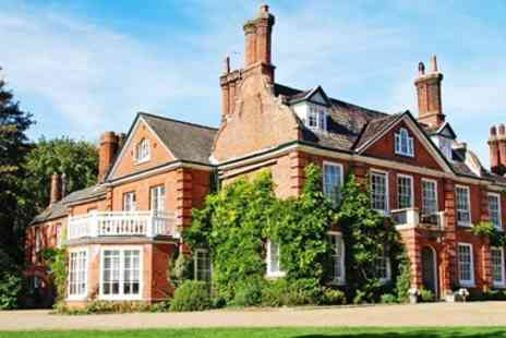 The Norfolk Mead Hotel - Afternoon tea & facial at riverside manor in Norfolk - Save 34%