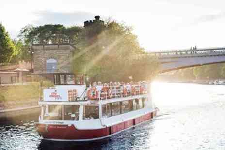 City Cruises PLC - York lunch cruise for 1 adult - Save 22%