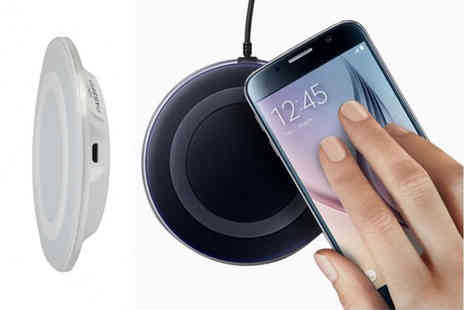 DM Logistic Solutions - Wireless charging pad for samsung phones - Save 70%