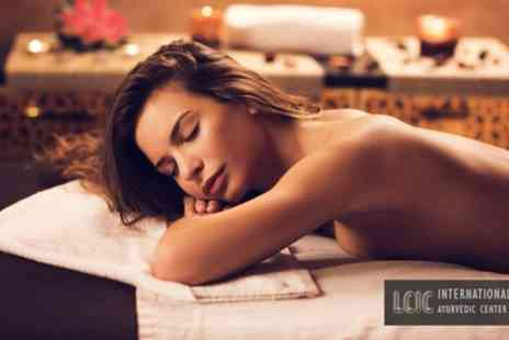 The London Centre of Indian Champissage - One Hour Ayurvedic Massage - Save 51%