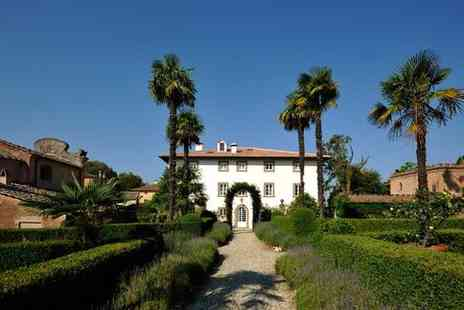 Pratello Country Resort - Four Star Historic Tuscan Estate in Stunning 800 Acre Grounds For Two - Save 71%