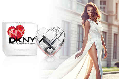 Deals Direct - 30ml or 100ml bottle of DKNY MYNY eau de parfum - Save 52%