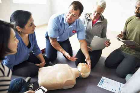Meaningful Change - One day first aid at work course with Meaningful Change choose from 44 locations - Save 64%