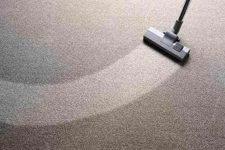 JG Afterbuild - Professional carpet cleaning service for two rooms - Save 50%